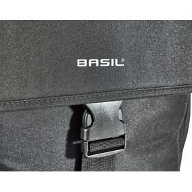 Basil GO Double Pannier Bag 32l solid black